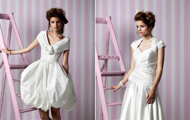 Charlotte Balbier 2013 Bridal Collection