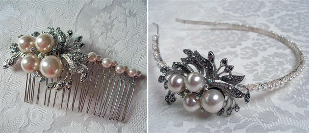 Vintage Style Jewellery by Rebecca May