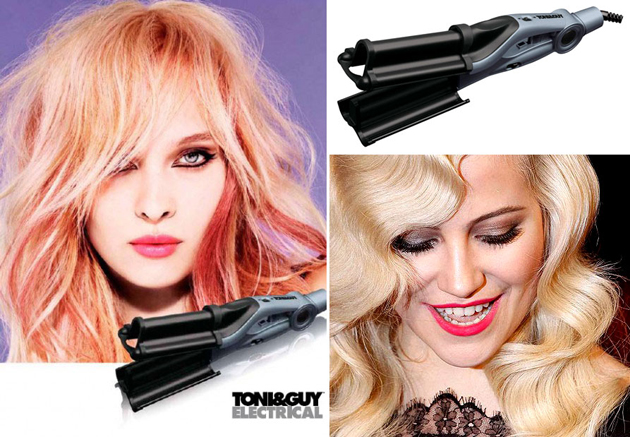 Toni & Guy Deep Barrel Hair Waver