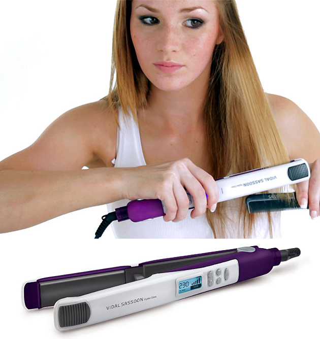 Vidal Sassoon Hydra Gloss Straightener