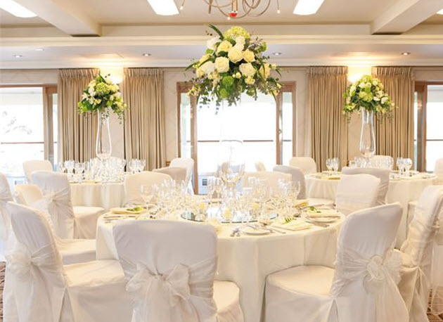 Cottons Hotel and Spa Wedding Venue Reception Area