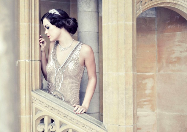 1920s Bridesmaid Style