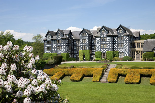 Gregynog Hall Wedding Venue