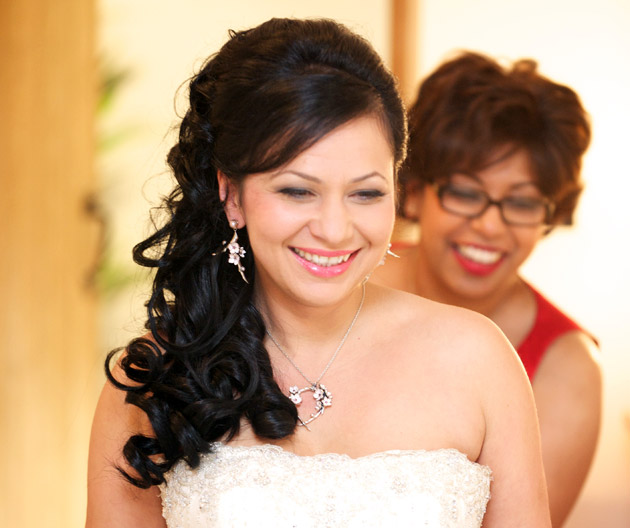 Bridal Hair by Pam Wrigley