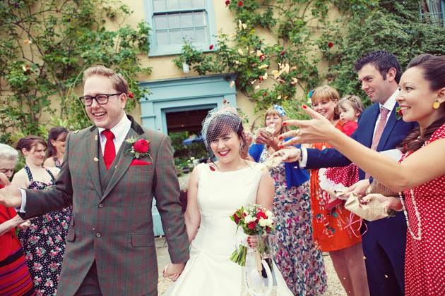 Jemma & Harry's Real Wedding at South Farm
