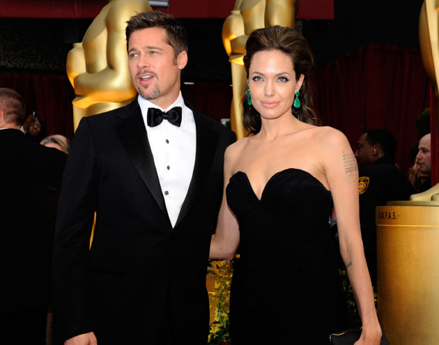 Brad Pitt and Angelina Jolie, Brad and Angelina