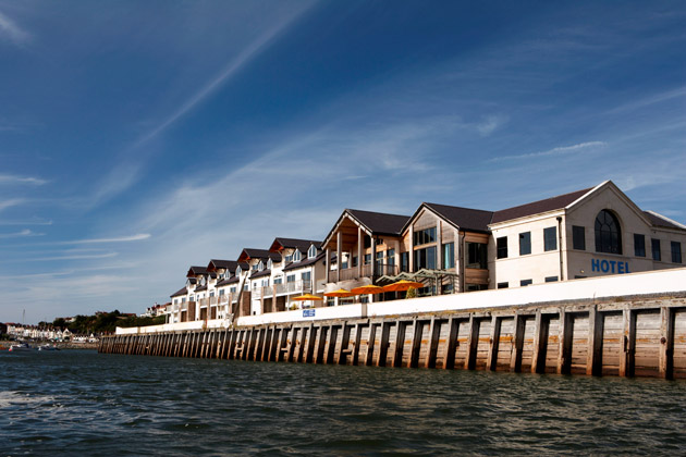 Quay Hotel and Spa Wedding Venue by the sea