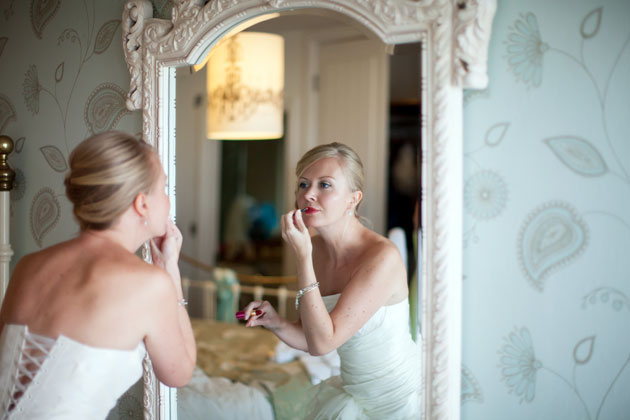 Clare & Adam's Real Wedding by Evolve Photography
