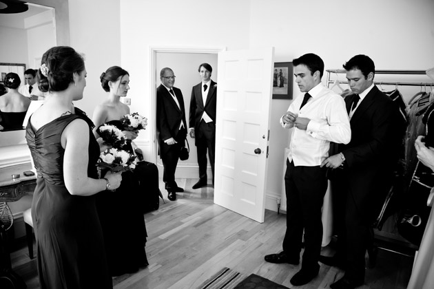 Emma & John's Real Wedding by Evolve Photography