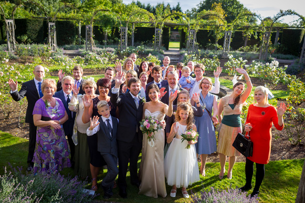 Hannah & Gary's Real Wedding by Douglas Fry