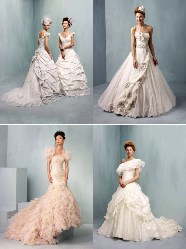 Ian Stuart Bridal Collection Fall 2013