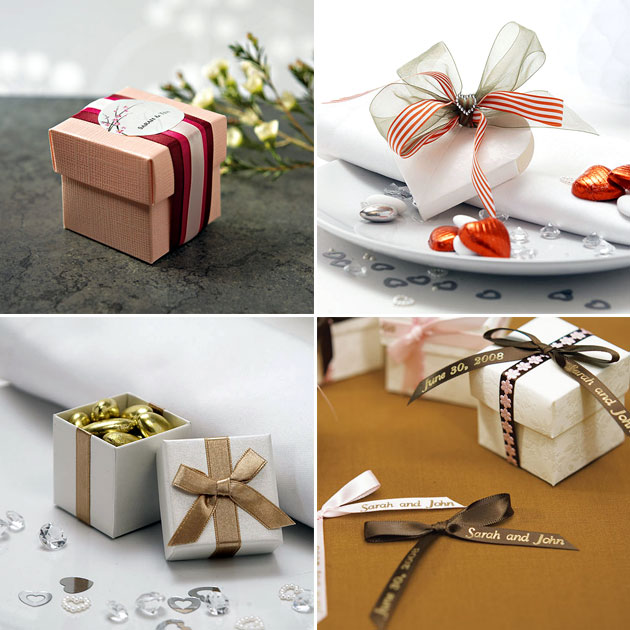 Ribbon Favours
