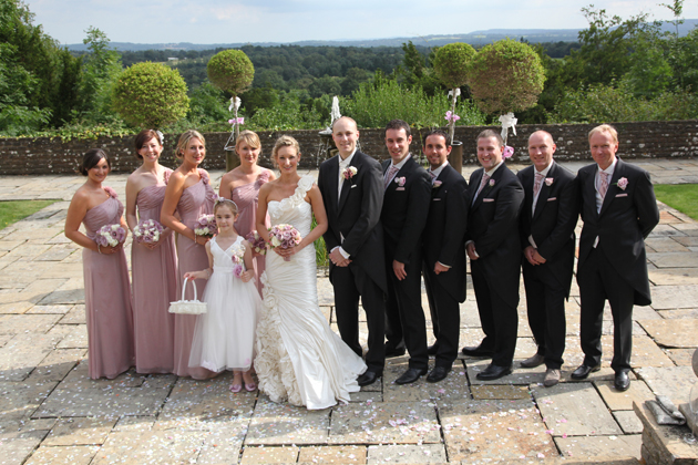 Gemma & Rob's Real Wedding by JK Photography