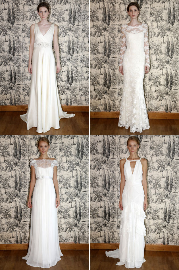 Temperley Fall 2013 Bridal Collection