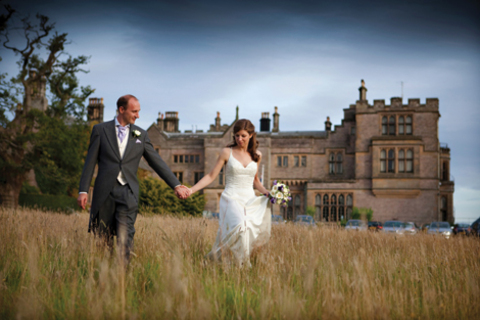 Armathwaite Hall Wedding Country Hotel & Spa