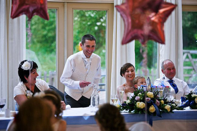 Lyndsey & Mark's Real Wedding at Great Hallingbury Manor