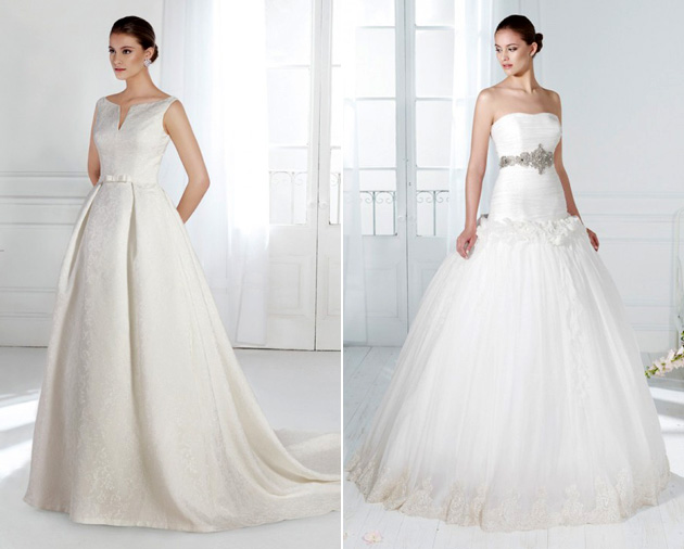Costa & Citrus Wedding Gowns by Novia d'Art