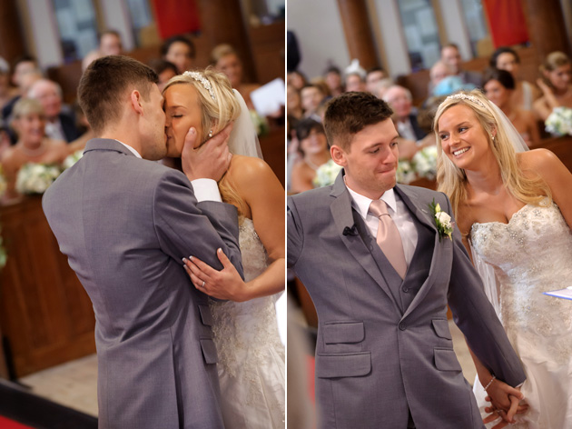 Gina & Andy's Real Wedding by Bespoke Imagery