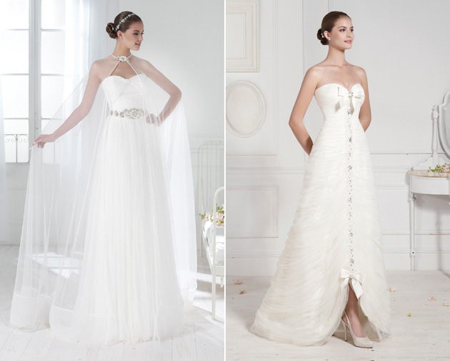 Luz & Mabel Wedding Gowns by Novia d'Art
