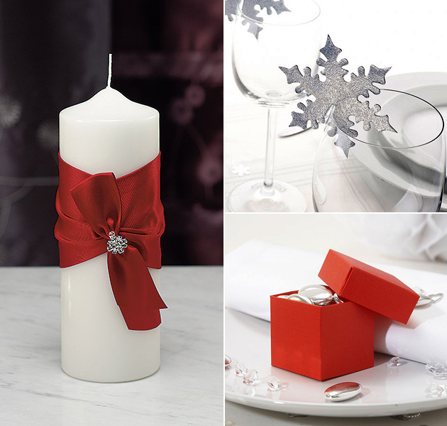 Christmas Table Decor at the Confetti Shop