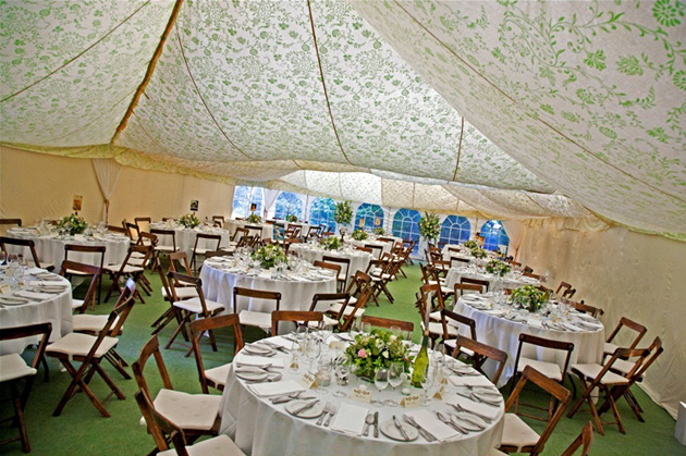 Vine Tent Lining by Complete Chillout Company