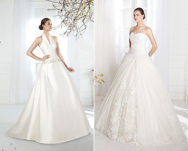 Zurich & Olivia Wedding Gowns by Novia d'Art