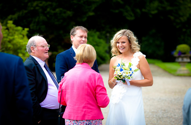 Kim & David's Real Wedding at Armathwaite Hall