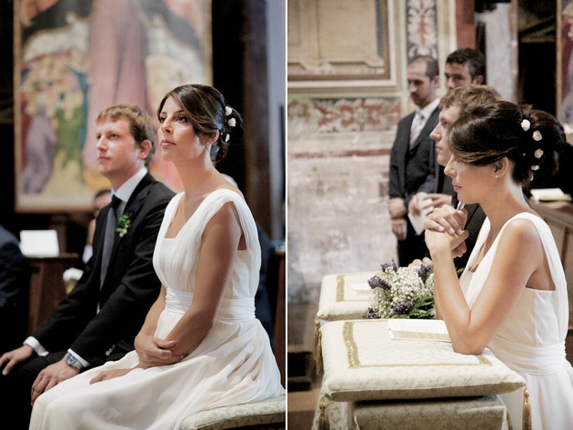 Paola & Stefano's Real Wedding by Rossini Photography