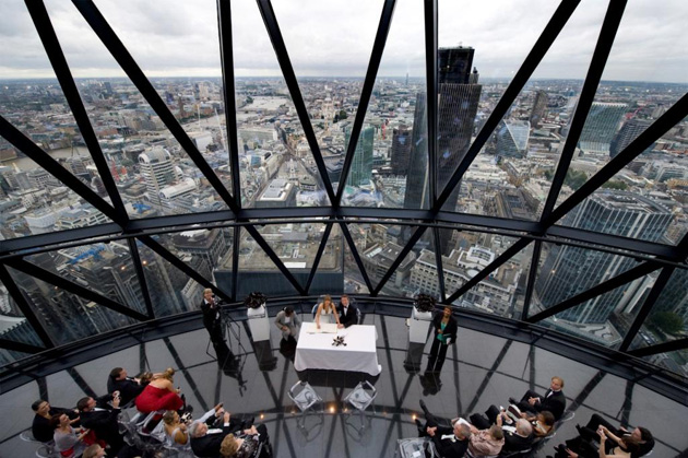 The Gherkin London