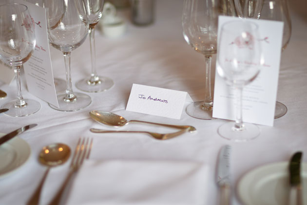Joanne & Tom's Real Wedding by Douglas Fry Photography