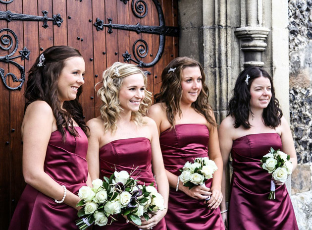 Rebecca & Peter's Real Wedding by Lisa Gill Photography
