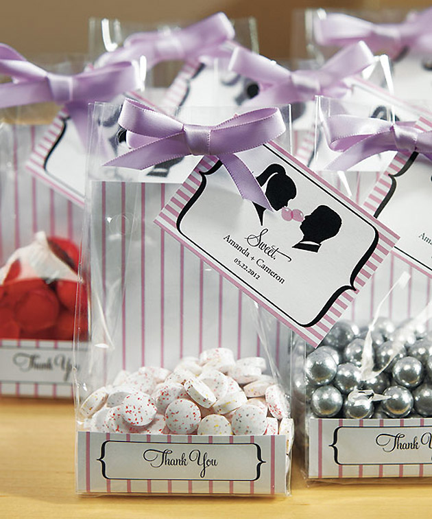 Clear Cellophane Candy Chocolate Bags