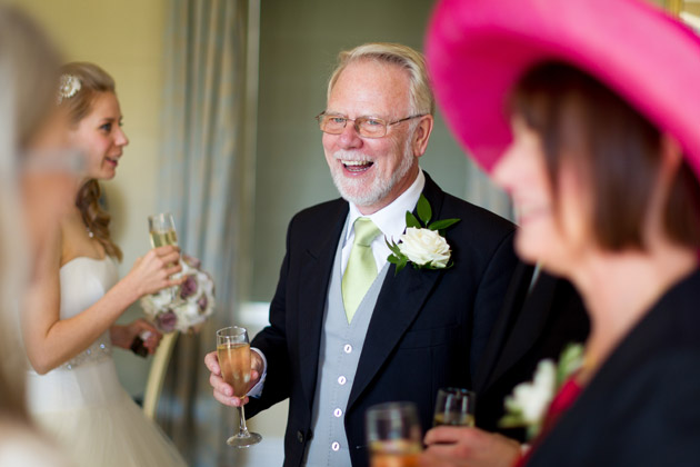 Happy Father of the Bride