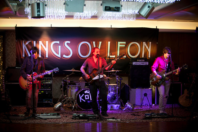 Wedding Band Kings of Leon