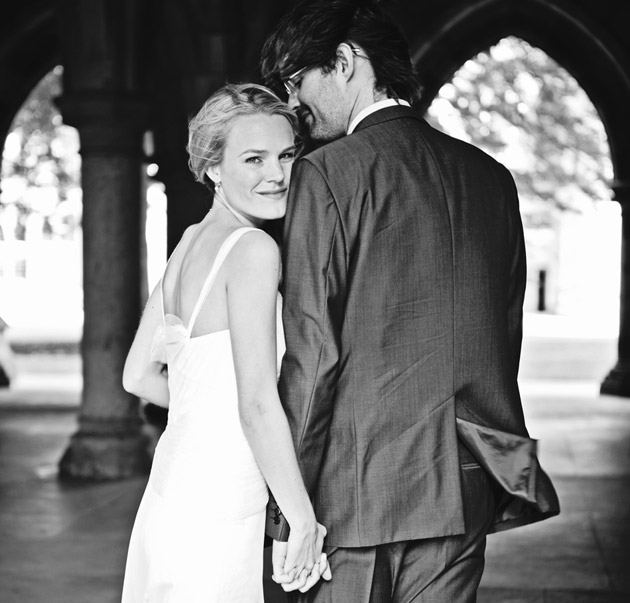 Lauren & Ian Real Wedding by Chantal Lachance Gibson Photography