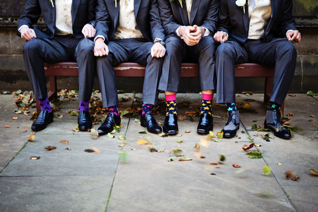 Groom and Groomsmen Funny Socks