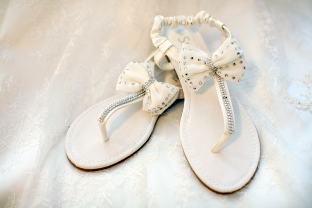 Bridal Sandals Shoes