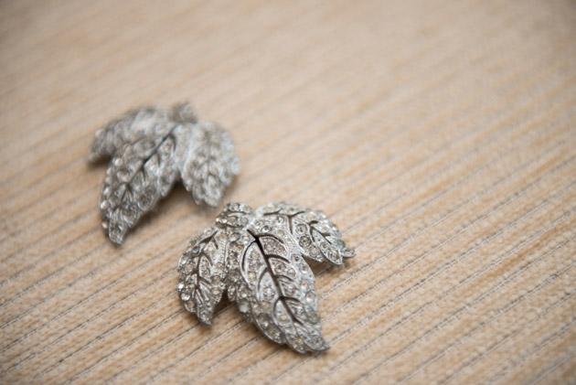 Bridal Leaf Jewellery
