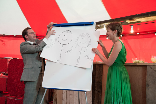 Best Man Pictionary Speech