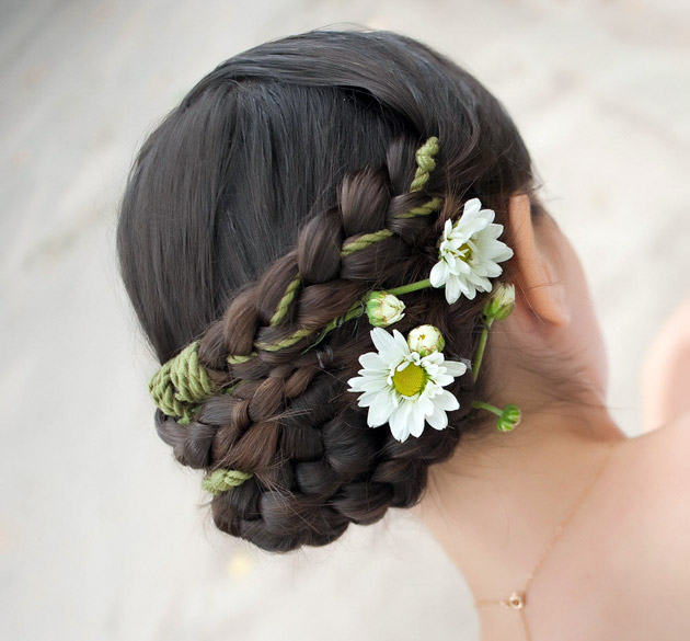 Bridal Hair Trends For 2013
