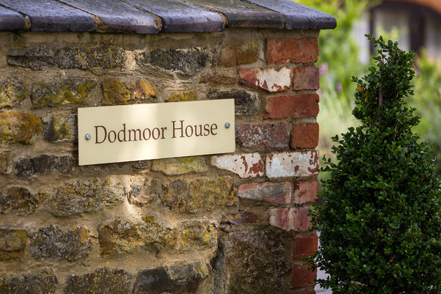 Wedding Venue Dodmoor House