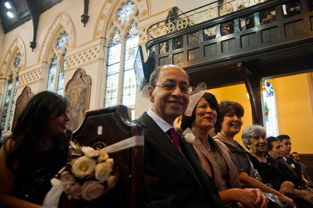 Church Ceremony Guests