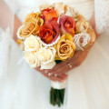 Antique Style Wedding Bouquet