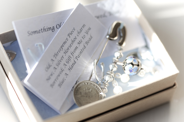 Wedding Lucky Sixpence