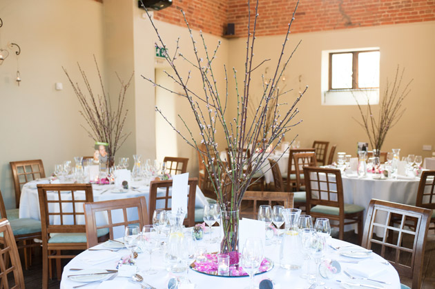 Wedding Reception at Dodmoor House
