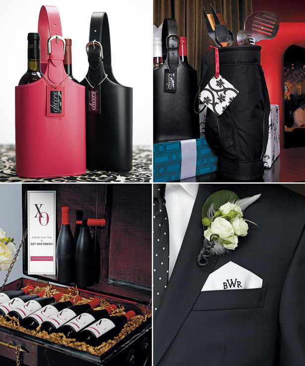 favours and wedding gifts for men confetticouk