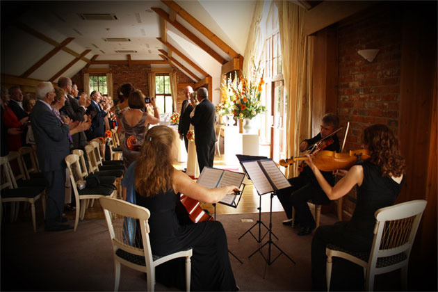 Wedding Music String Quartet