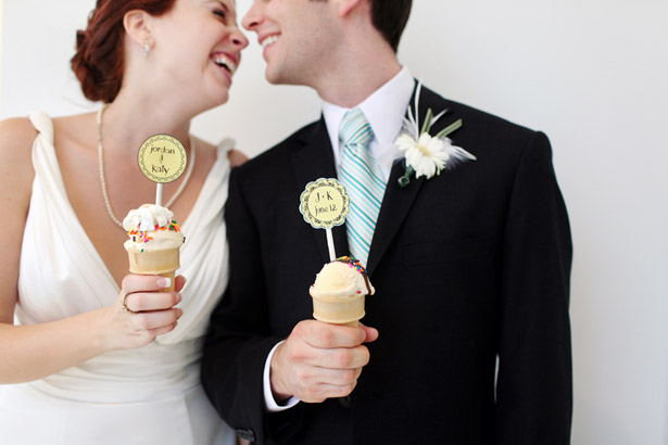 Wedding Ice Cream Sundae Bar The Summer Wedding Essential
