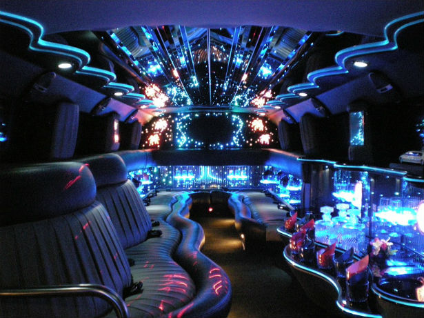 Party Bus Limo Hire of Rotherham