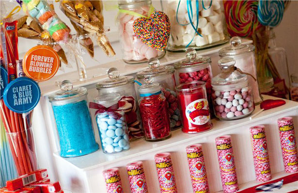 Sweets by Kandy Buffet Hire